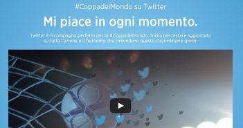 mondiale twitter