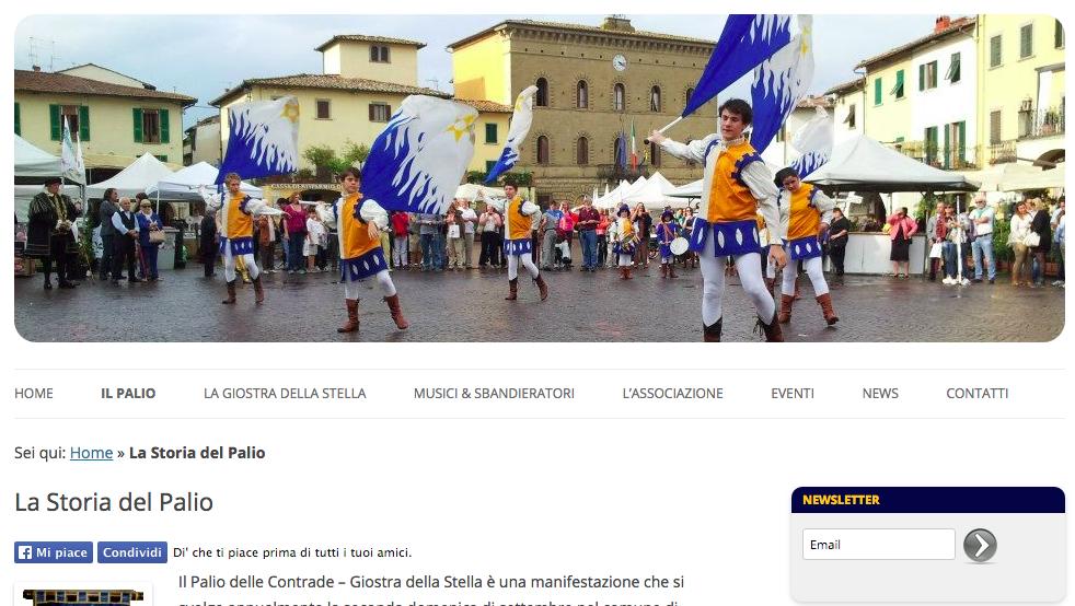 Il Palio di Bagno a Ripoli va in diretta sui social - cittadini di ...