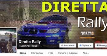 Il mondo del rally in real time sulla social radio