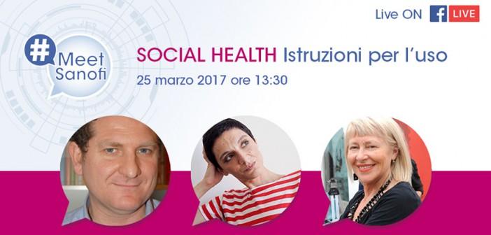 Salute e social media, un evento per imparare a tutelare il proprio benessere sfruttando la rete