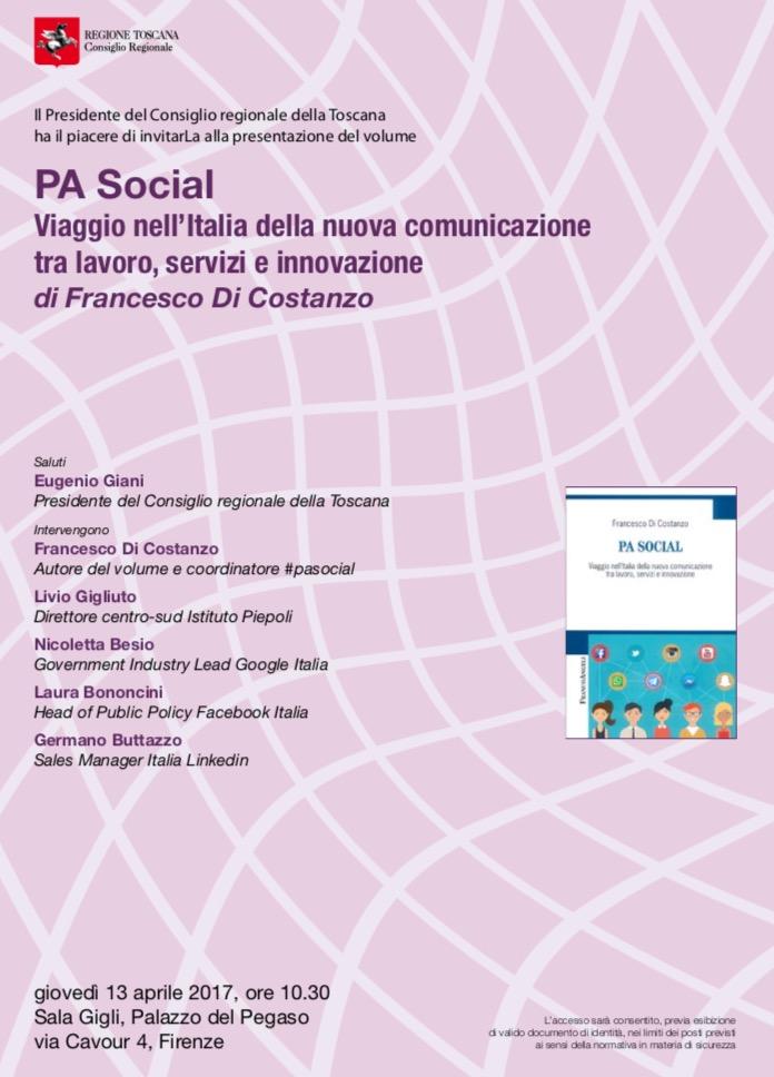 Pa Social Firenze
