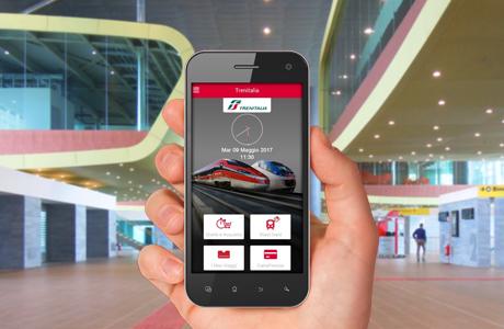 La nuova app gratuita di Trenitalia: informazioni su smartphone in tempo reale