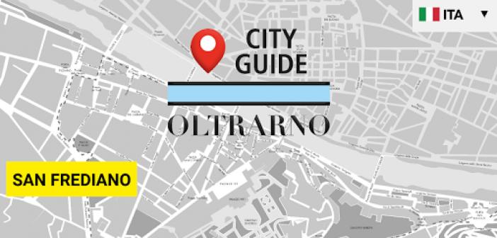 Oltrarno su misura, una guida cartacea e una app per scoprire il quartiere fiorentino