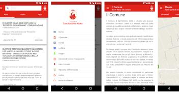 Il Comune di Sant'Antonio Abate a portata di smartphone con la app istituzionale