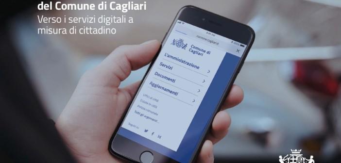Una consultazione pubblica sul nuovo portale del Comune di Cagliari