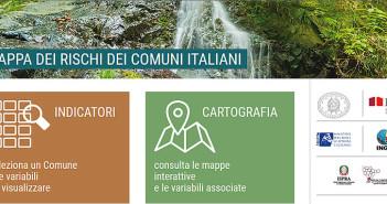 Prevenzione delle calamità nell'era digitale: on line la Mappa dei rischi dei comuni italiani