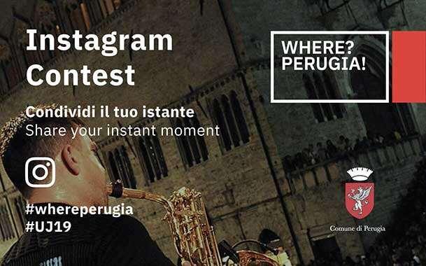 La magia dell'Umbria Jazz attraverso il proprio smartphone, arriva il contest su Instagram del Comune di Perugia