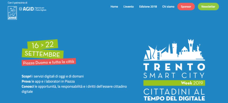 SPID alla Trento Smart City Week