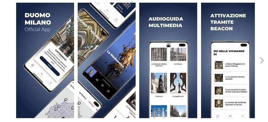 Alla scoperta dei segreti del Duomo di Milano con la nuova app