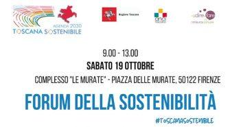 A Firenze prende il via il Forum della Sostenibilità