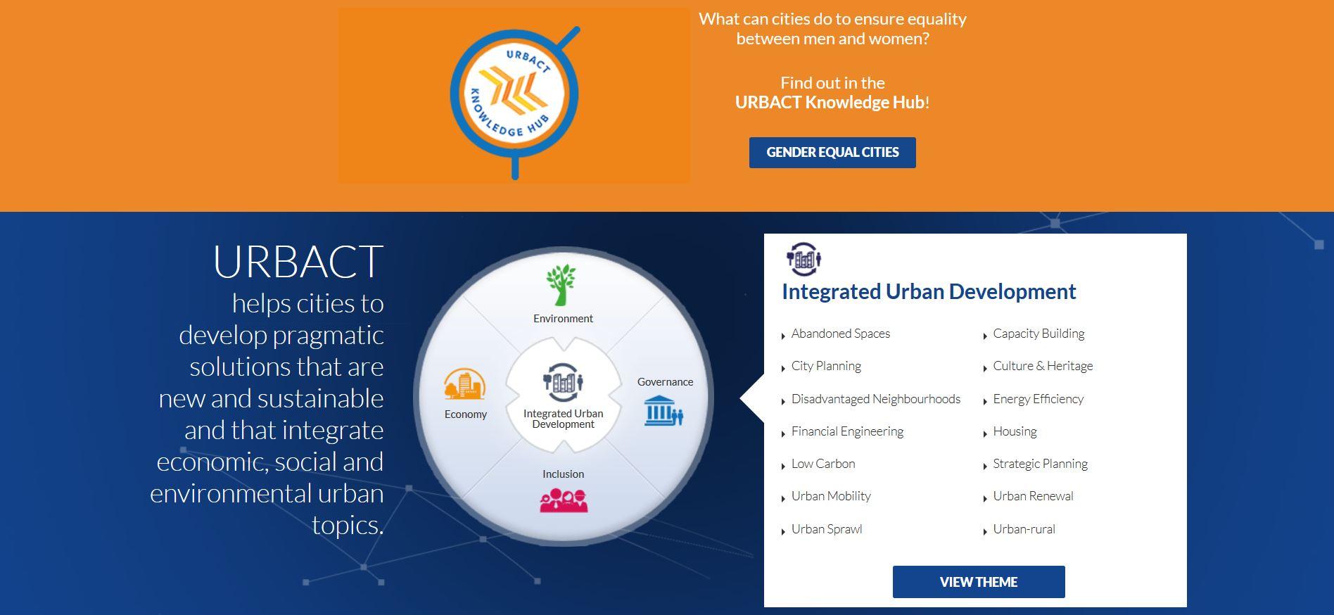 "Messina protagonista del programma Urbact III: al via il progetto ""Digital innovation 4 cities"""
