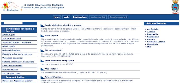 Catania lancia la piattaforma on line per il pagamento dell'imposta di soggiorno