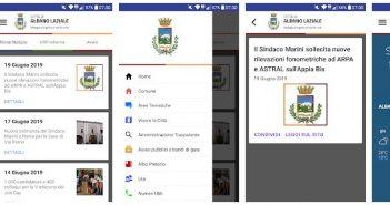 Albano Laziale sempre in tasca con la nuova app del Comune
