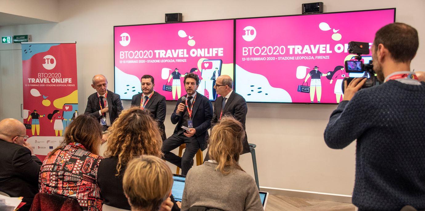 """Bto 2020: la rivoluzione del Travel """"OnLife"""" protagonista a Firenze il 12 e 13 febbraio"""