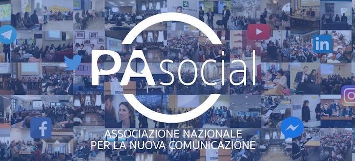 Giovedì in diretta sulla pagina Facebook di PA Social un focus sulle attività dell'associazione con il presidente Francesco Di Costanzo