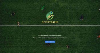 La comunicazione delle società sportive è più semplice con la app Sporteams