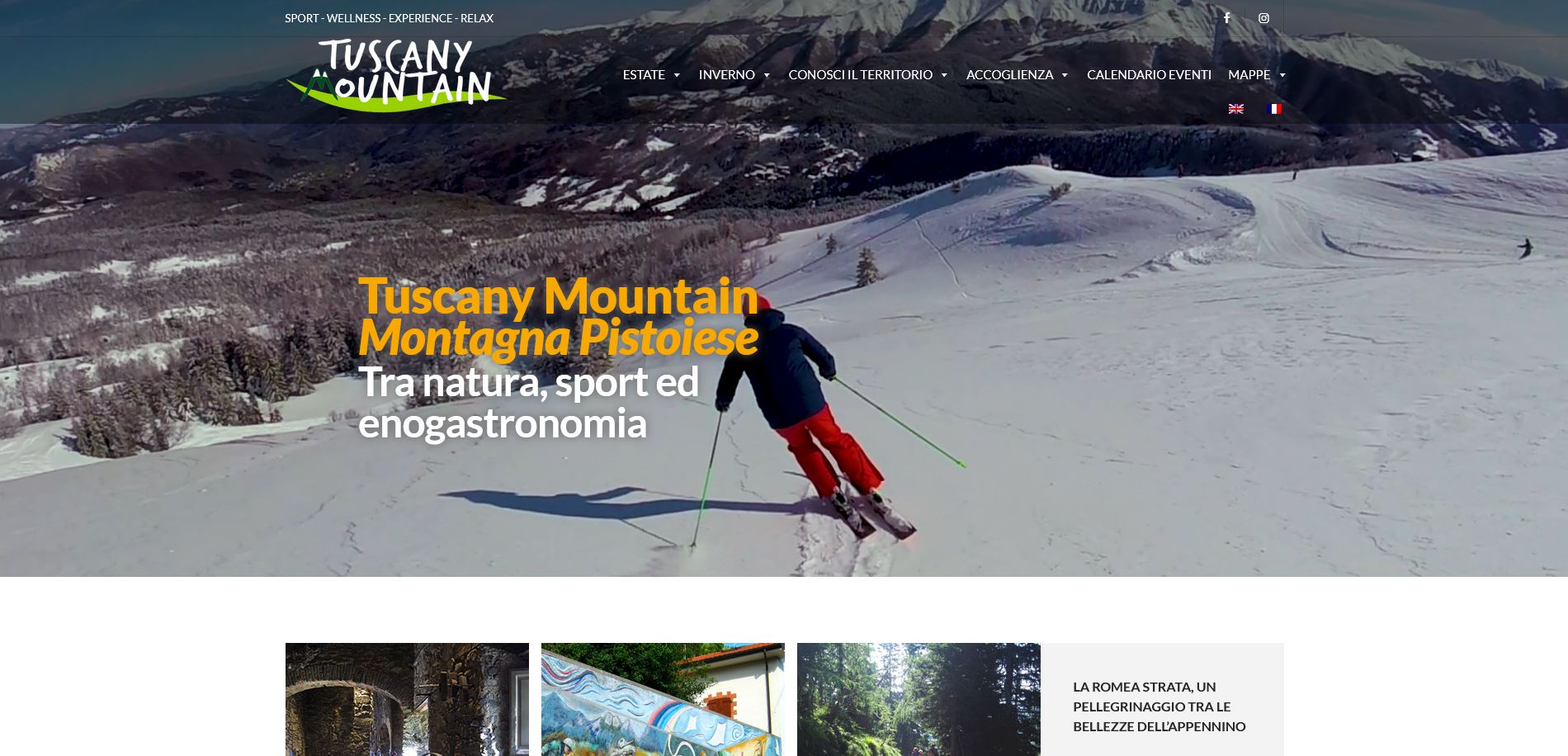 Montagna pistoiese, online il nuovo portale turistico voluto da Comune di San Marcello Piteglio e Obiettivo Pistoia