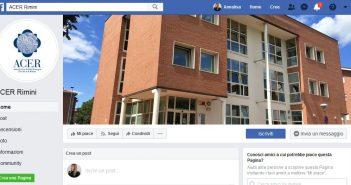 Acer Rimini sbarca su Facebook