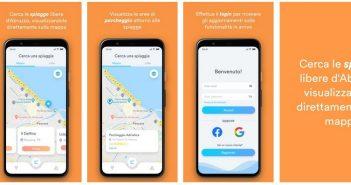 Abruzzo, una app per prenotare l'ingresso alle spiagge libere evitando assembramenti