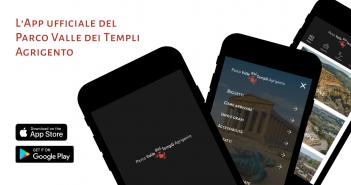 Parco archeologico della Valle dei Templi di Agrigento: lanciata la app ufficiale