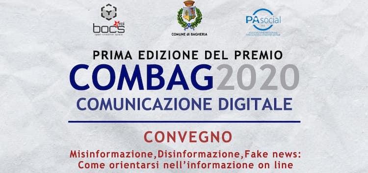 """Alla redazione satirica di """"Lercio"""" la prima edizione del premio di ComBag2020 sulla comunicazione digitale"""