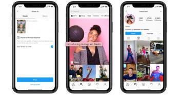 """""""Reels"""" disponibile anche in Italia, la nuova funzione di Instagram che sfida TikTok"""