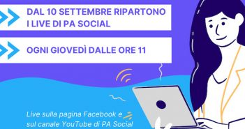 Un'educazione digitale di valore al centro della prossima live di PA Social
