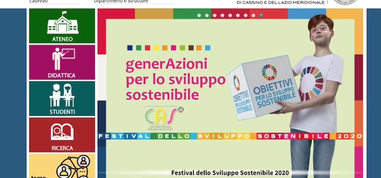 Un evento on line dell'Università di Cassino per parlare di comunicazione ai tempi del Covid