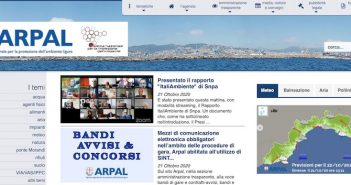 Qualità dell'aria in Liguria: è online la rete di monitoraggio