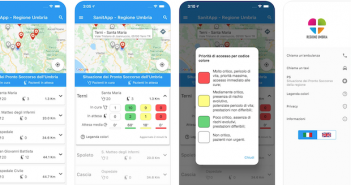 Nasce Sanitapp: la app della Regione Umbria per dare ai cittadini informazioni sui servizi sanitari a portata di smartphone