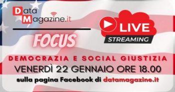 """Parte venerdì """"Focus Live"""", la serie di approfondimenti di Data Magazine dedicati all'innovazione e alla comunicazione"""